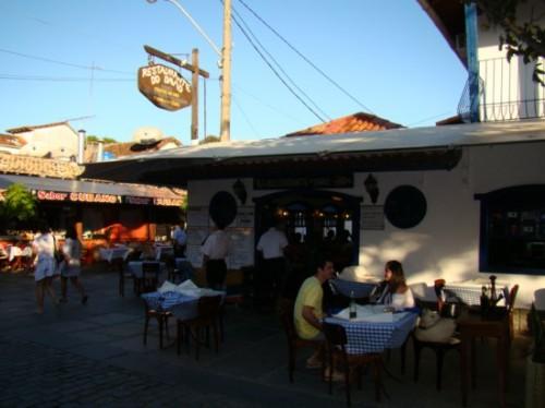 restaurante david en buzios