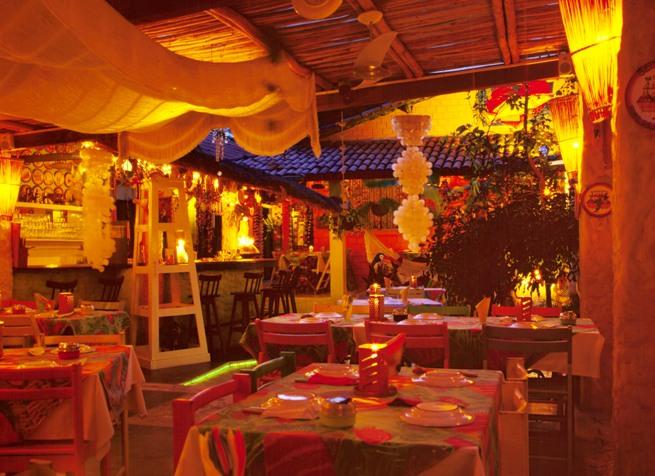 Restaurante Beijupira en Porto de Galinhas