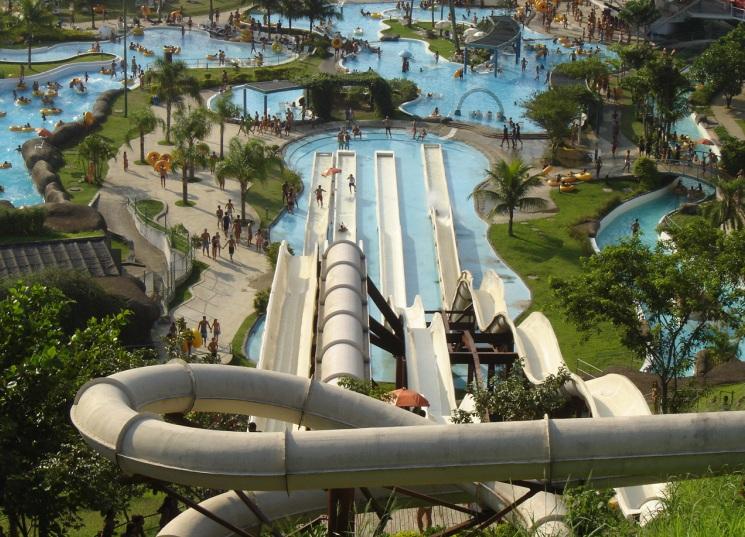 Parque acuático Rio Water Planet