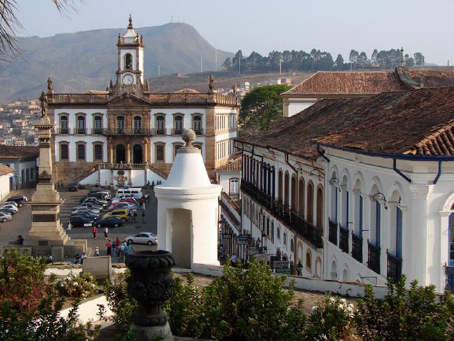 Salud y seguridad en Ouro Preto