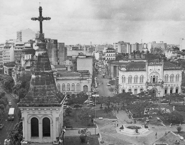 Historia de Salvador de Bahía, fotografía antigua
