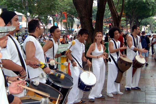 Batucada: un estilo de samba