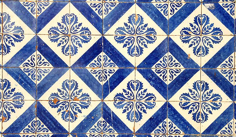 Azulejos de San Luis de Maranhao