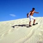 Sandboard en Brasil
