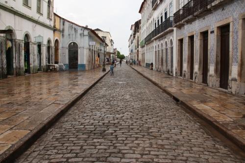 San Luis de Maranhao, Patrimonio Histórico de la Humanidad