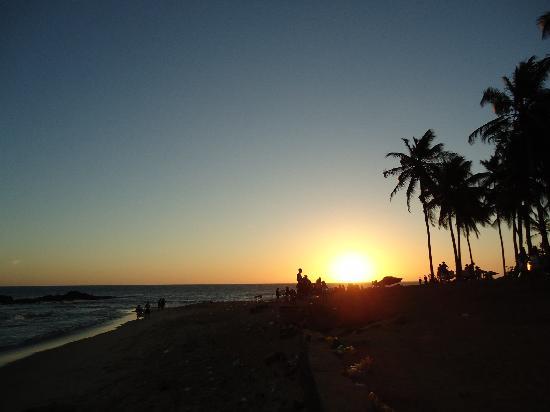 Precauciones de seguridad en las playas de Salvador de Bahía