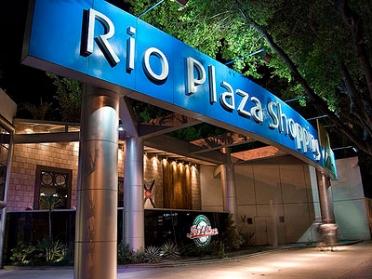 Rio laza Shopping en Rio de Janeiro