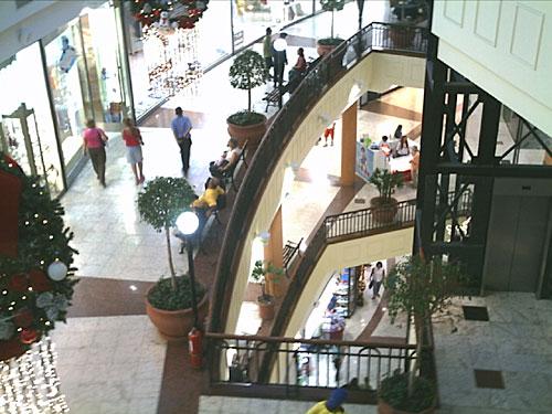 Moinhos Shopping en Porto Alegre