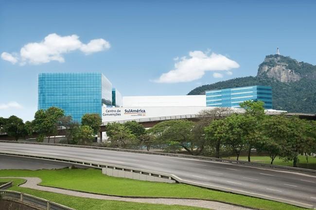 SulAmerica, Centro de Convenciones de Rio de Janeiro