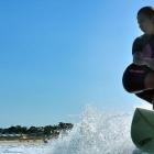 Guía de surf en Ferrugem