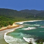 Surf en playa Castelhanos