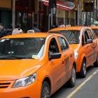 Taxis en Curitiba