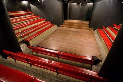 Teatro de Arena en Porto Alegre
