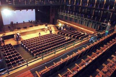 Teatro do Bourbon Country en Porto Alegre