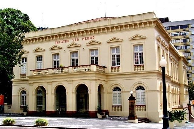 Teatro São Pedro en Porto Alegre