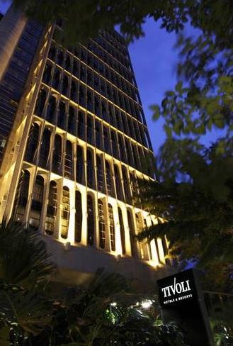 Tivoli Sao Paulo Mofarrej: hotles de negocios