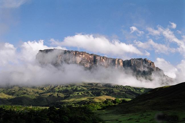Atractivos del turismo ecológico en Roraima