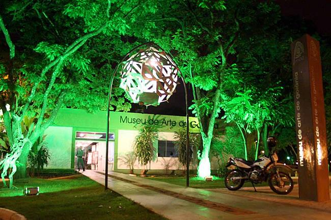 Una visita al Museo de Arte de Goiania