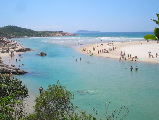 Vacaciones en Guarda do Embaú