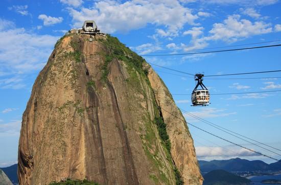 Lugares de Rio de Janeiro para visitar en familia: Pan de Azúcar
