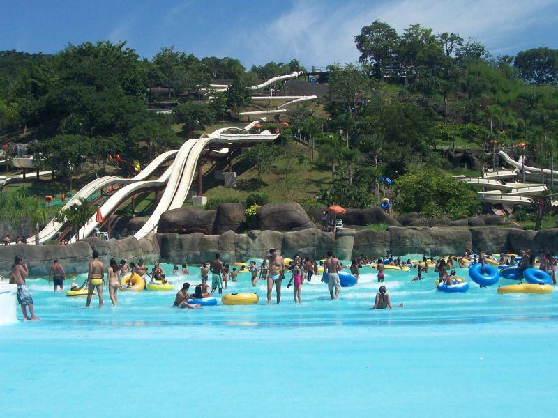 Lugares de Rio de Janeiro para visitar en familia: Rio Water Park
