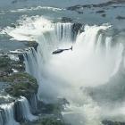 Vuelo panorámico sobre las Cataratas de Iguazú