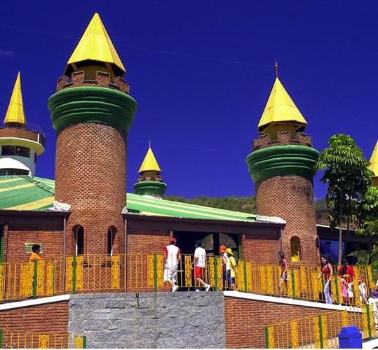 Castillo Encantado de Walter World en Minas Gerais